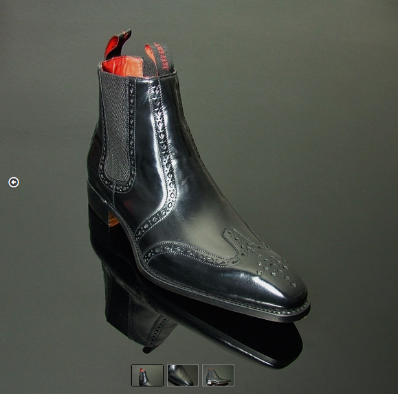 The History of Men's Shoes Styles