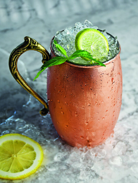 Moscow mule cocktail ricetta e storia